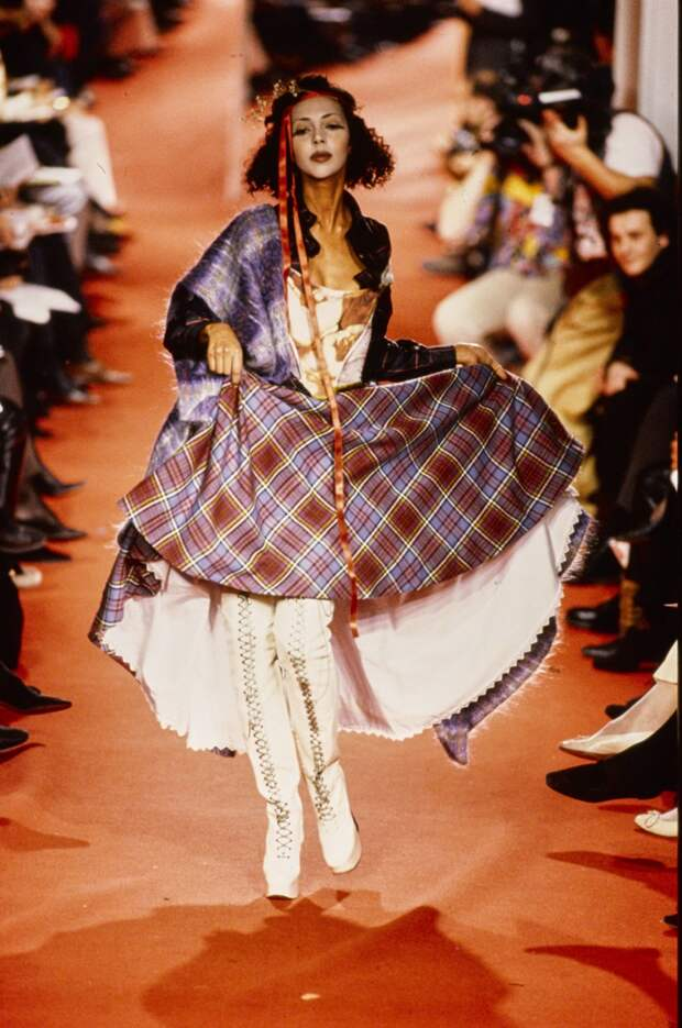 Мода в лицах: Вивьен Вествуд