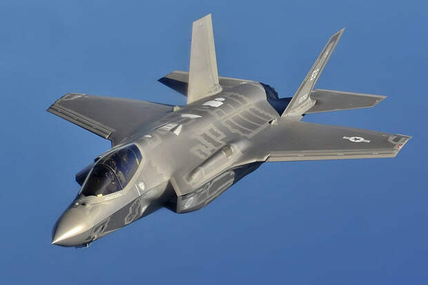 F-35 приступили к охране воздушного пространства стран Балтии