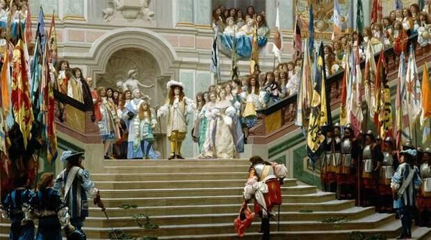 Почему «король-солнце» Людовик XIV вызывал уженщин отвращение