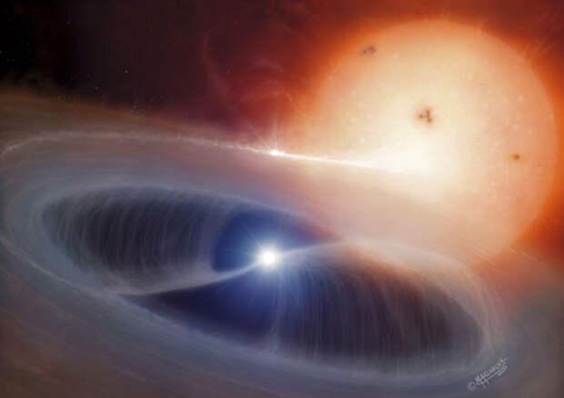 Астрономы нашли самый быстровращающийся белый карлик
