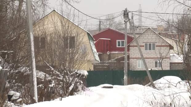 В Ижевске начало подтапливать дома в микрорайоне «Позимь»