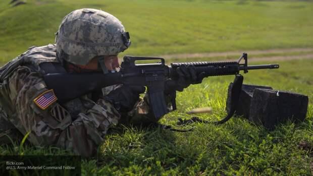 США перебросили на Украину самолеты с военными