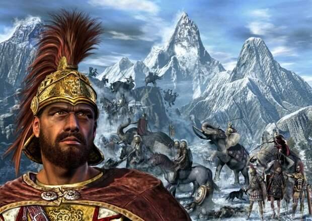 Ганнибал — тот, кто победил Рим