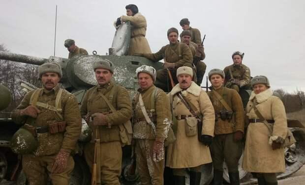 Житель Южного Тушина основал военно-исторический клуб
