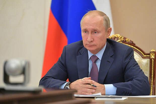 «Жест доброй воли»: Путин снял часть санкций с Украины