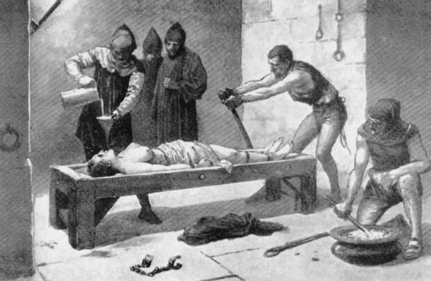 Древний способ детекции лжи./Фото: /ic.pics.livejournal.com
