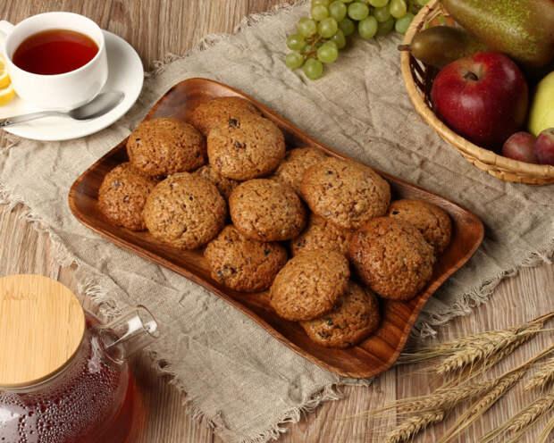 Готовим печенье из каштанов по рецепту Клода Моне