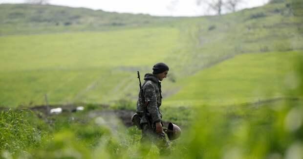Как добровольцы ездили воевать в Карабах