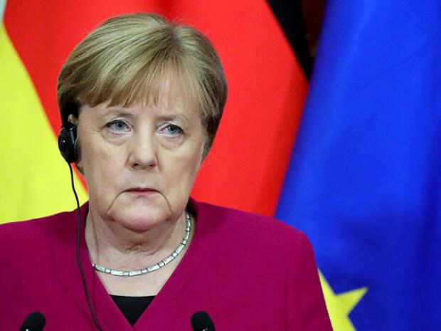 Трюдо и Меркель обсудили ситуацию в Крыму и на украинской границе