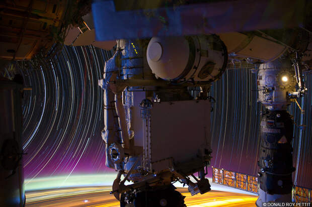Как делают фотографии в космосе