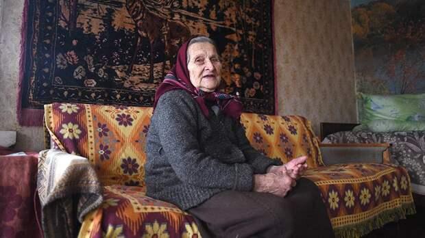 Столетняя волна:   в России поставлен рекорд по числу долгожителей