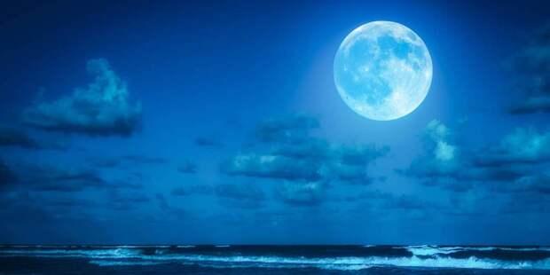 Луна объединит государства