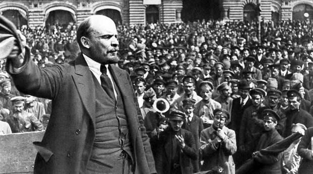 22 апреля - День рождения В.И.Ленина
