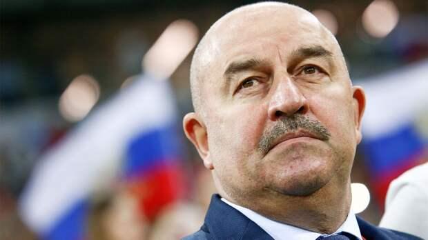 Черчесов вручил золотые медали за победу в ЮФЛ футболистам академии «Чертаново»