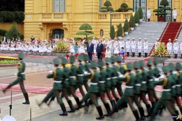 В объективе Вьетнам — октябрь 2020
