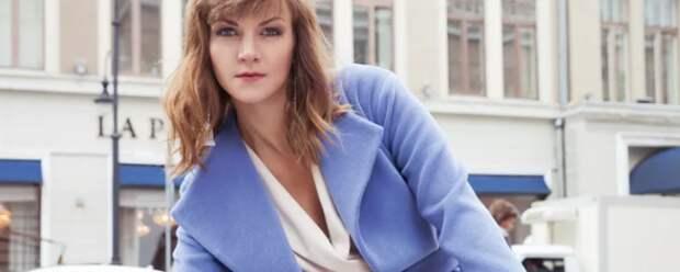 Актриса Анна Уколова рассказала о жизни в 90-е годы