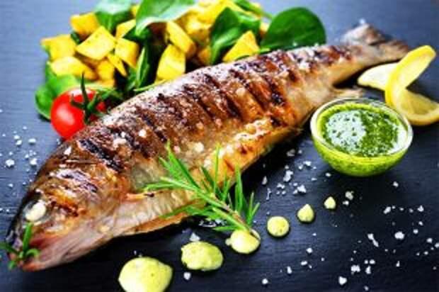 Рыбный праздник. Что можно есть на Благовещение