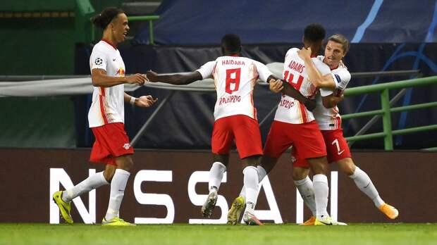 «Лейпциг» обыграл «Аугсбург», одержав 3-ю победу подряд