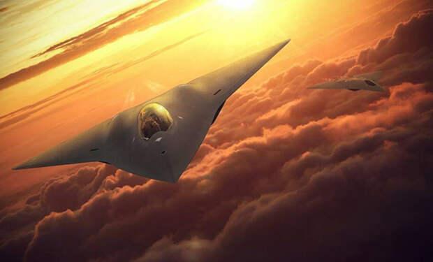 Военные показали данные о новом самолете, по сравнению с которым F-35 будет «прошлым веком»
