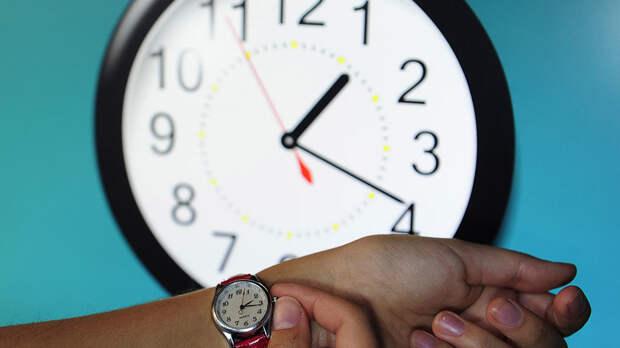 Как вы думаете для чего в РФ был отменён перевод часов на летнее время?