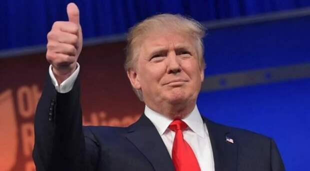Трамп заявил освоей победе вштате Пенсильвания