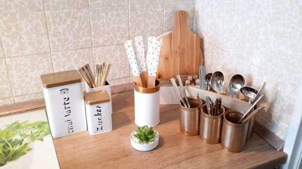 Красота для кухни: бюджетные и практичные идеи, создающие уют