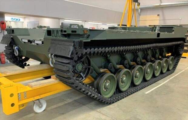 Робототехнический комплекс Milrem Type-X: любой боевой модуль для заказчика