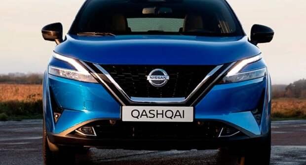 Объявлены официальные цены на новый Nissan Qashqai для Европы