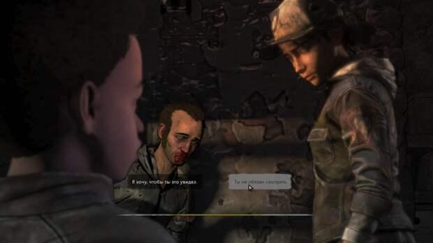 The Walking Dead: The Telltale Series — The Final Season обзор