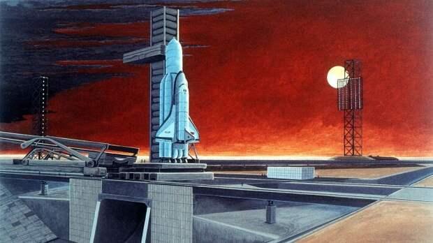 Сверхтяжелая ракета «Енисей» станет ответом американской SLS