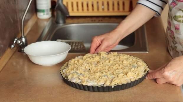 ПИРОГ С РЕВЕНЕМ IrinaCooking, видео рецепт, еда, кулинария, песочное тесто, пирог с ревенем, рецепт