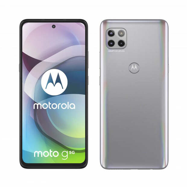 Анонсированы смартфоны среднего уровня Moto G9 Power и Moto G 5G
