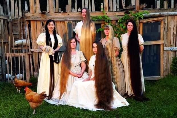 В Тверской области девушки померятся косами