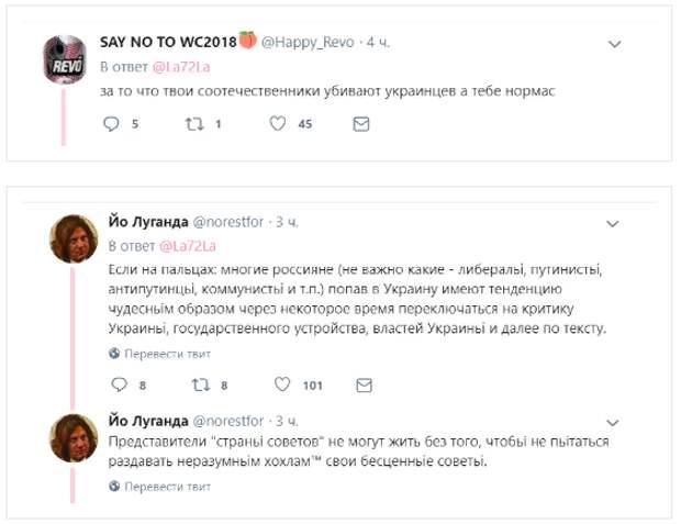 Cбежавшую на Украину оппозиционерку затравили всего через сутки в Киеве