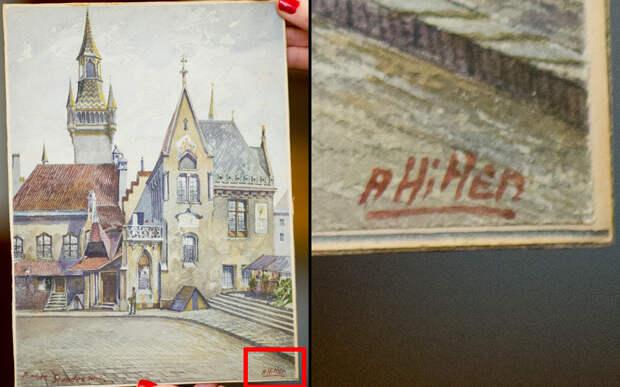 Почему Гитлер — все-таки плохой художник?