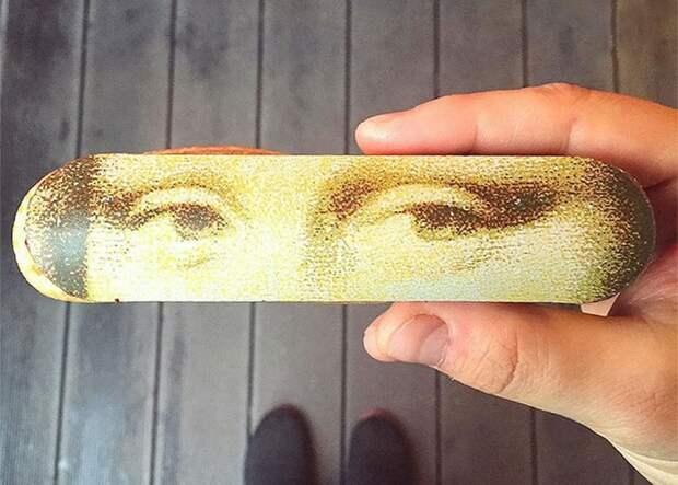 Эклер как искусство: десерты и обувь в инстаграме Тала Шпигеля