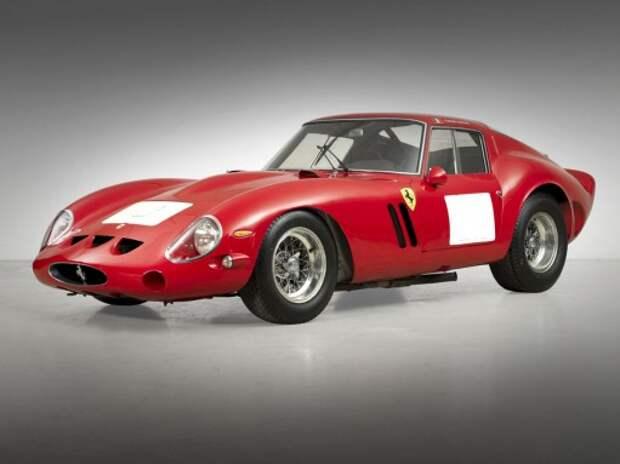 Ferrari 250 GTO Berlinetta 1962 г.в. может стать самым дорогим автомобилем в мире