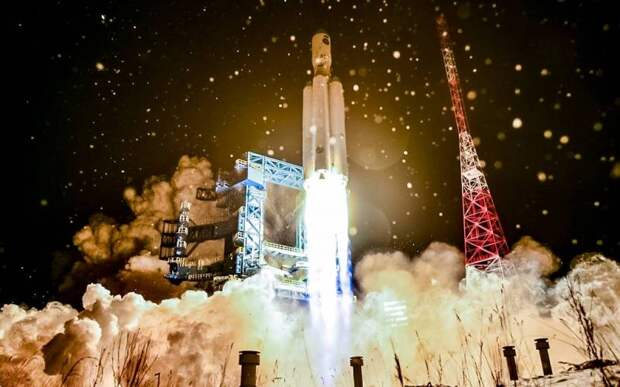 Одна пилотируемая миссия на Луну может потребовать четырех пусков «Ангары-А5В»