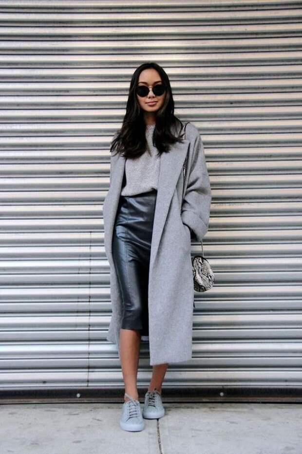 Стильные юбки на осень 2020