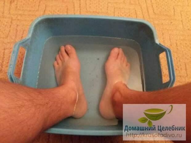 Воспаление в суставах устранит холодная вода
