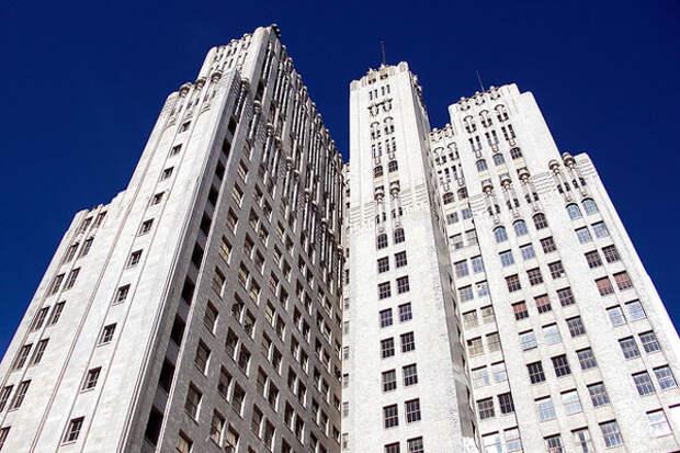 PacBell Building, Сан-Франциско, США