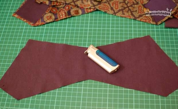 Пояса из галстуков (подборка, Diy)