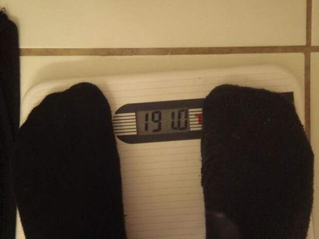 10 причин, по которым весы обманывают вас