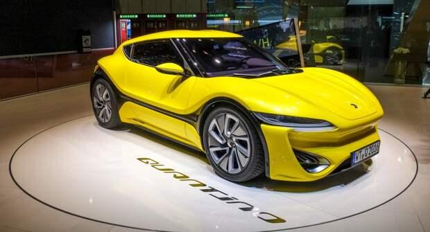 Количество электромобилей в Москве растёт на 10-15% в год