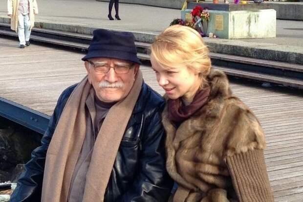 Цымбалюк-Романовская назвала причиной ухода отДжигарханяна деменцию