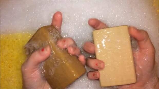 Малоизвестные свойства: неожиданные применения копеечного хозяйственного мыла