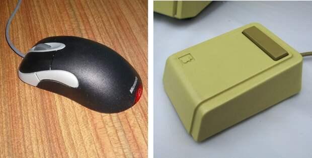 Как менялась компьютерная мышка – старые модели сейчас кажутся такими странными