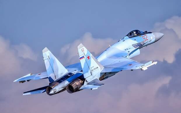 Россия заявила о готовности продолжить переговоры с Турцией по вопросам покупки Су-35 и Су-57