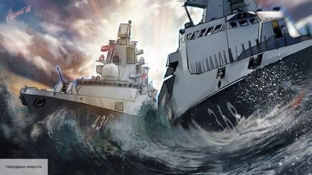 Sohu: хитрость России с греческими портами поставила США в неудобное положение