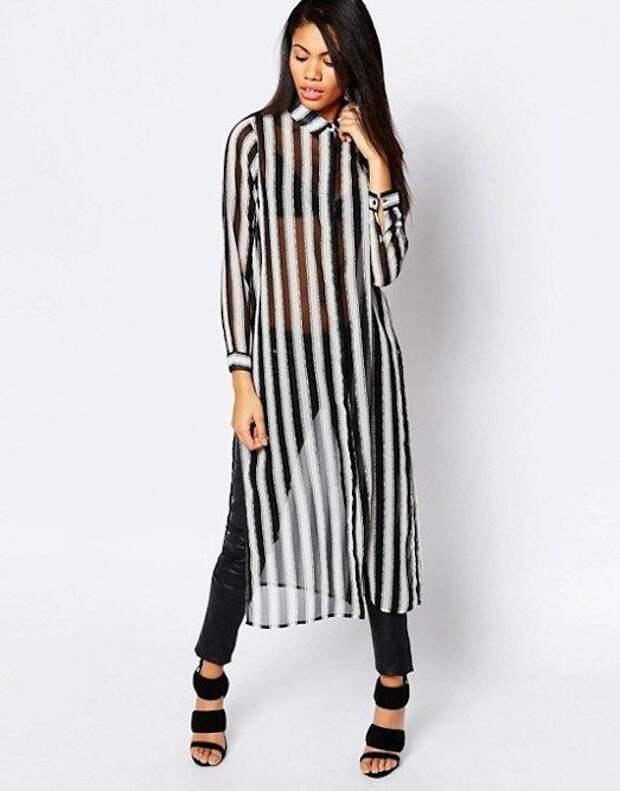 Самые модные образы с платьями-рубашкой на лето 2019 - фото, идеи и новинки